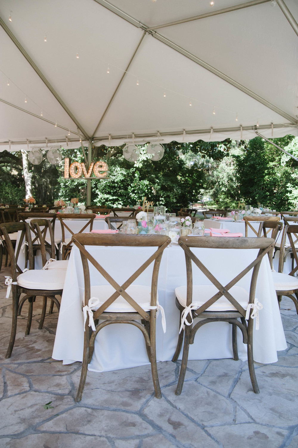 Legare Waring House Wedding designed by OOH! Events