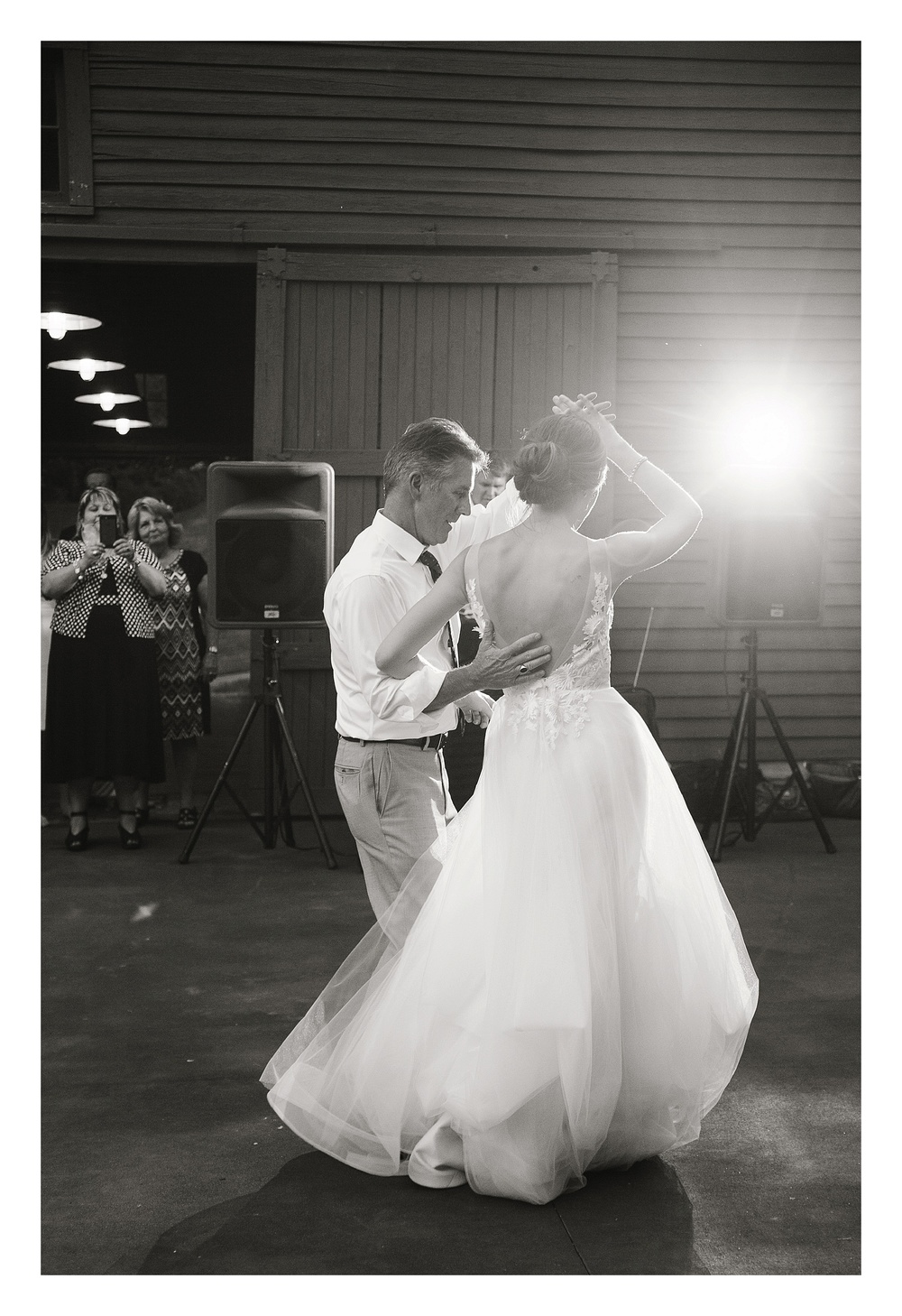 photos of Steele Crest Wedding reception