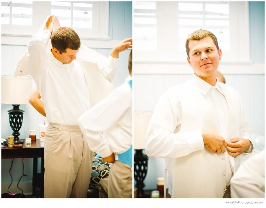groom preps