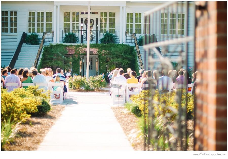 historic Lawton Park Pavilion wedding venue