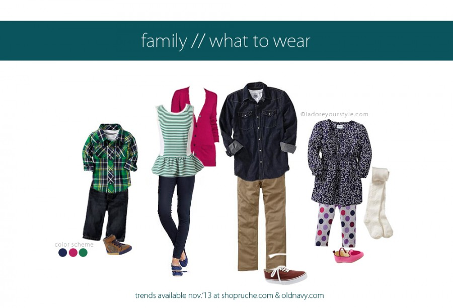 November 2013 What To Wear