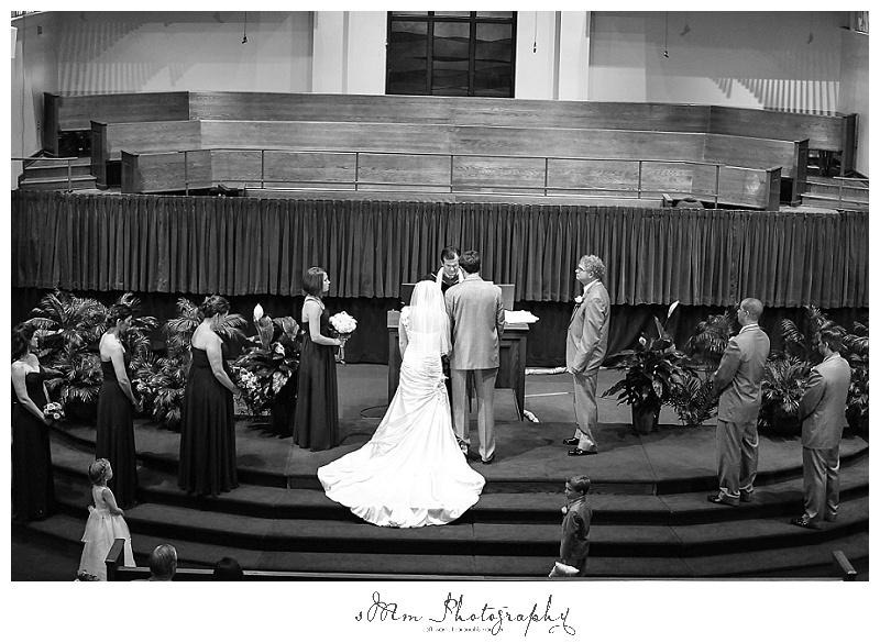 Bailey & Josh Vann - Wedding