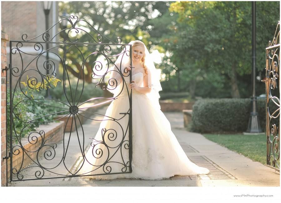 USC Bridal portraits - columbia horseshoe_bride_stacey 97