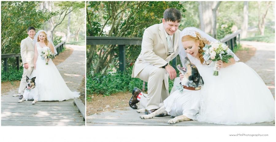 tega cay country club wedding photos
