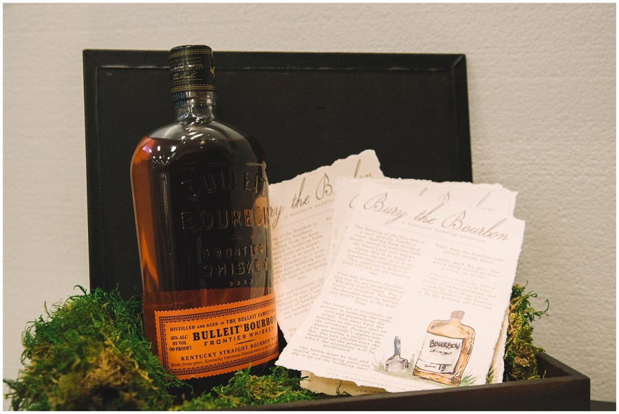 bury the bourbon