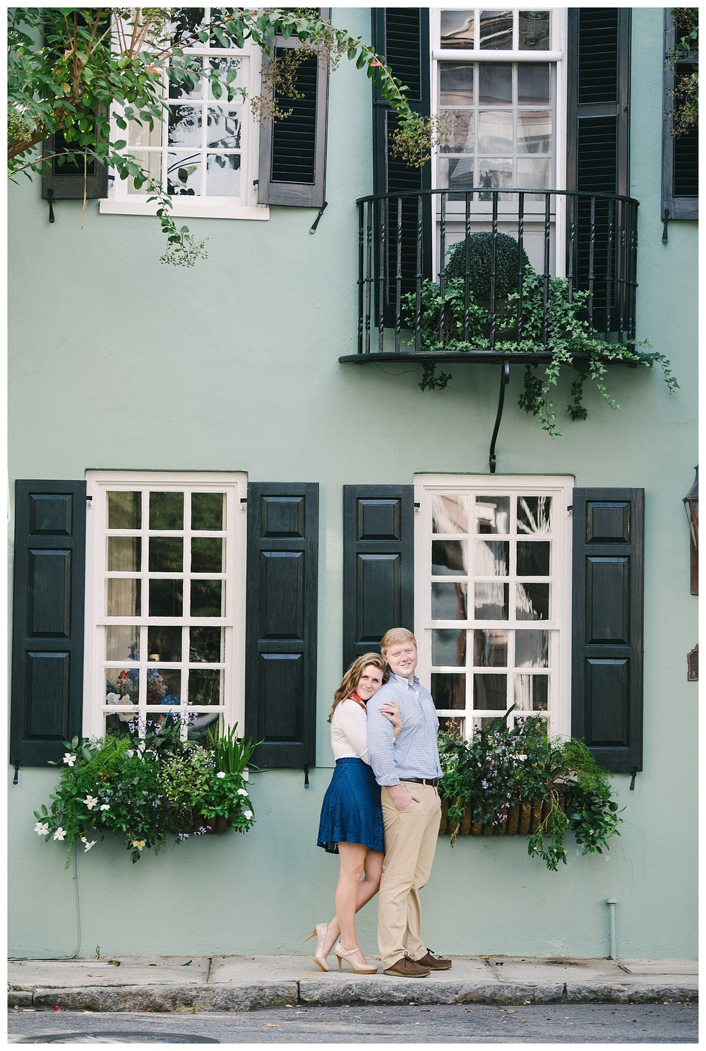 Charleston engagement photographer
