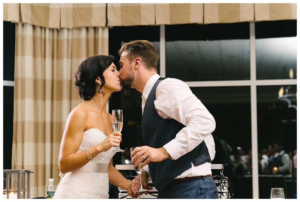 wedding reception last dance at daniel island club charleston sc