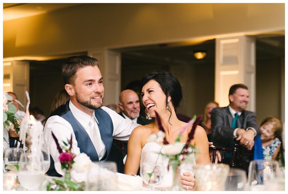 wedding reception first dance at daniel island club charleston sc