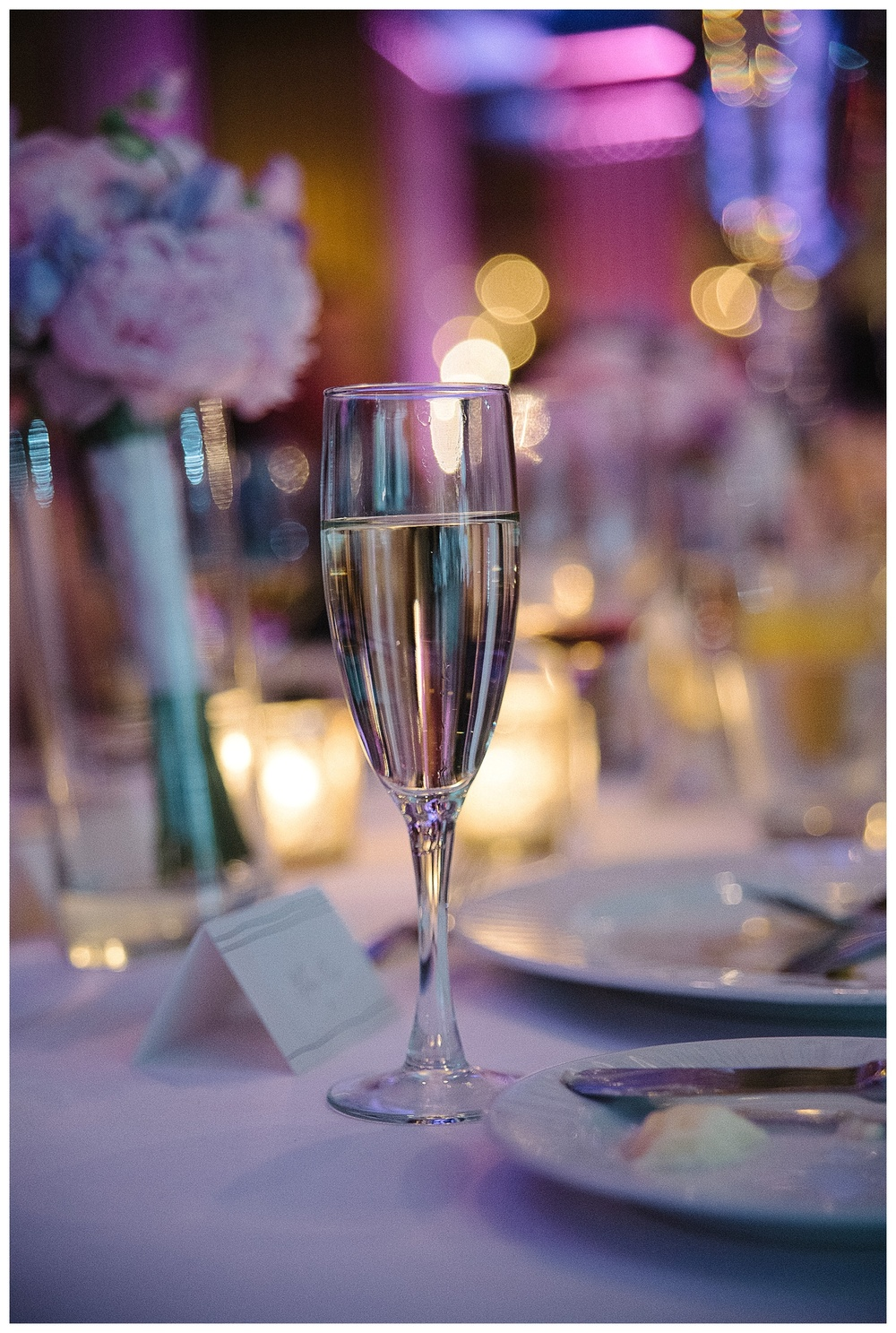 luxury wedding reception at Mansion Forsyth