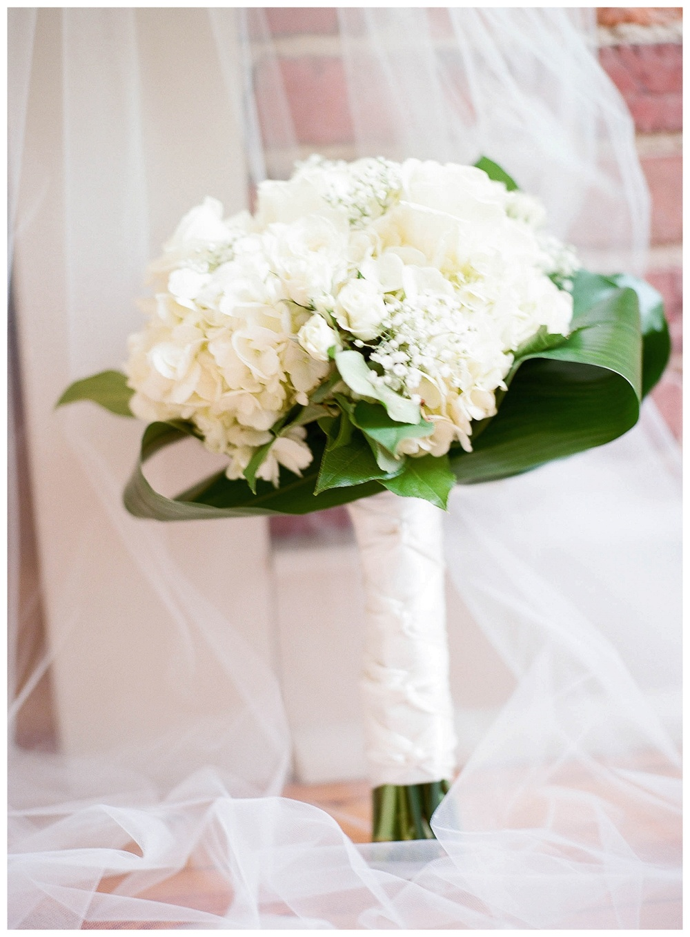 Darlington Florist bridal bouqet at Hotel Florence, SC
