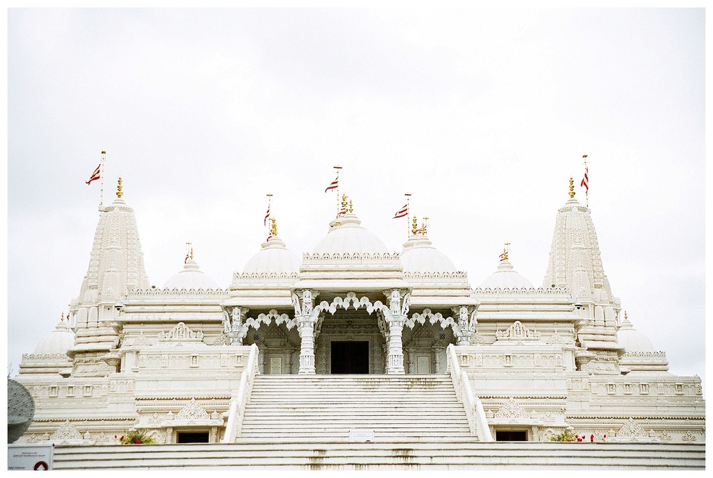BAPS Hindu Wedding Temple, Atlanta, GA