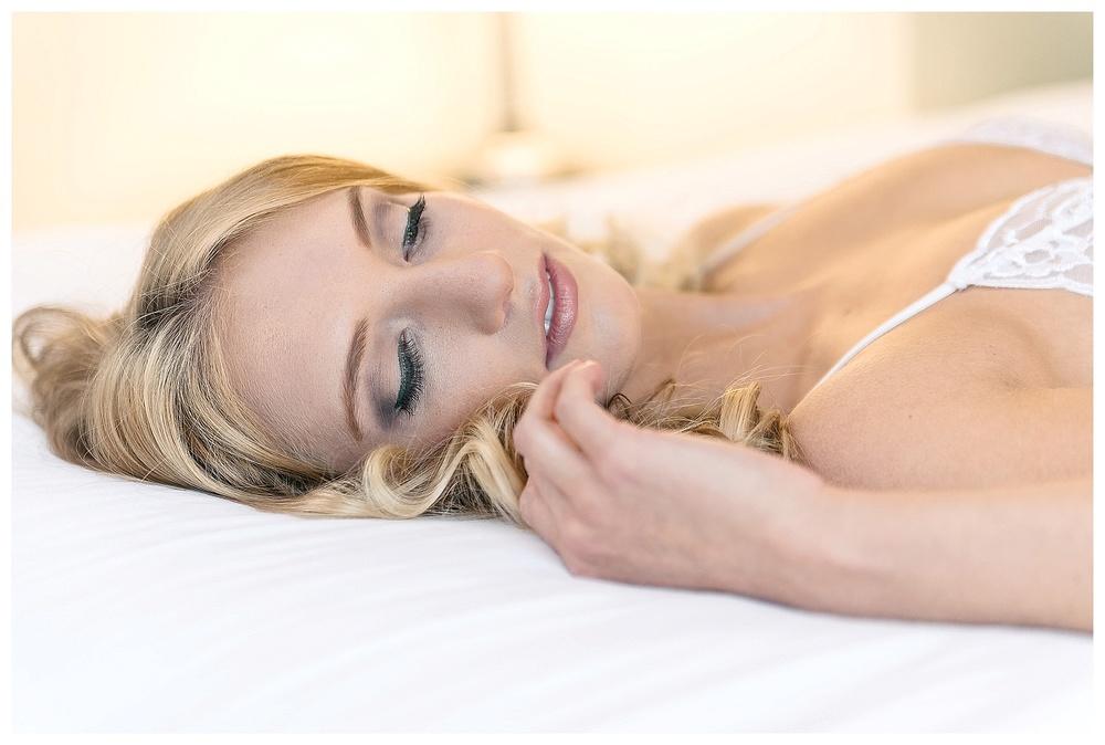 Charlotte Boudoir Photographer Stefanie Morris