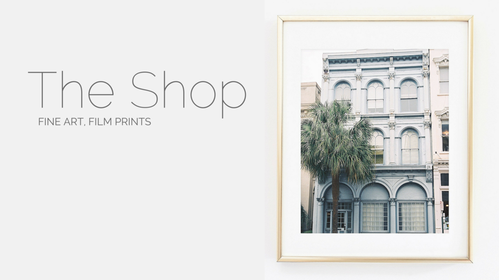 fine art film print shop