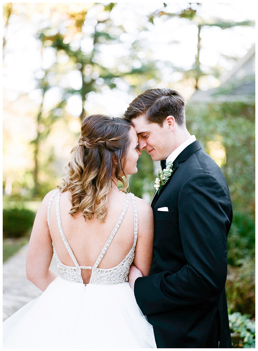 Classic Charlotte Wedding at The Ivy Place