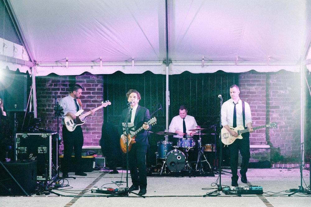 Gadsden House Wedding - Charleston