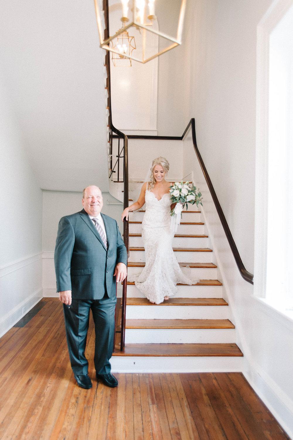 Gadsden House Wedding, Charleston, SC