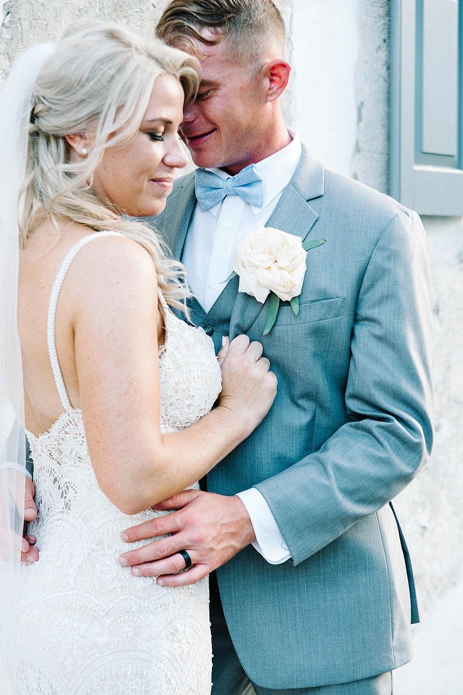 bride and groom photos at Gadsden House Wedding, Charleston, SC