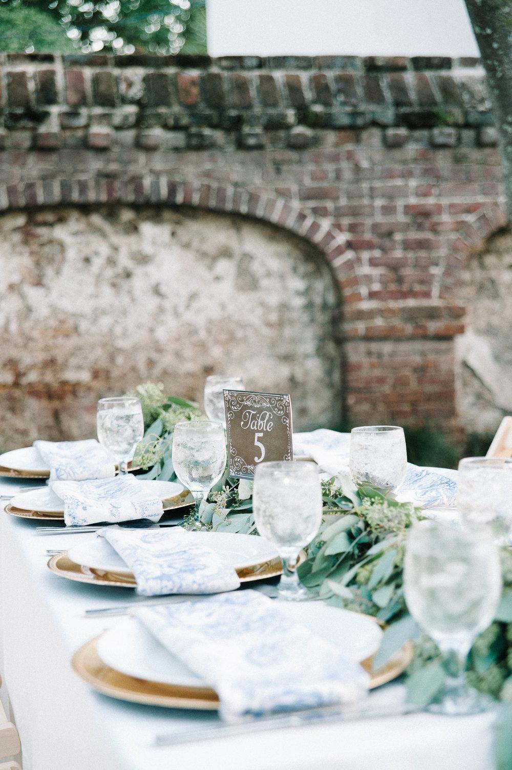 gadsden house wedding reception charleston