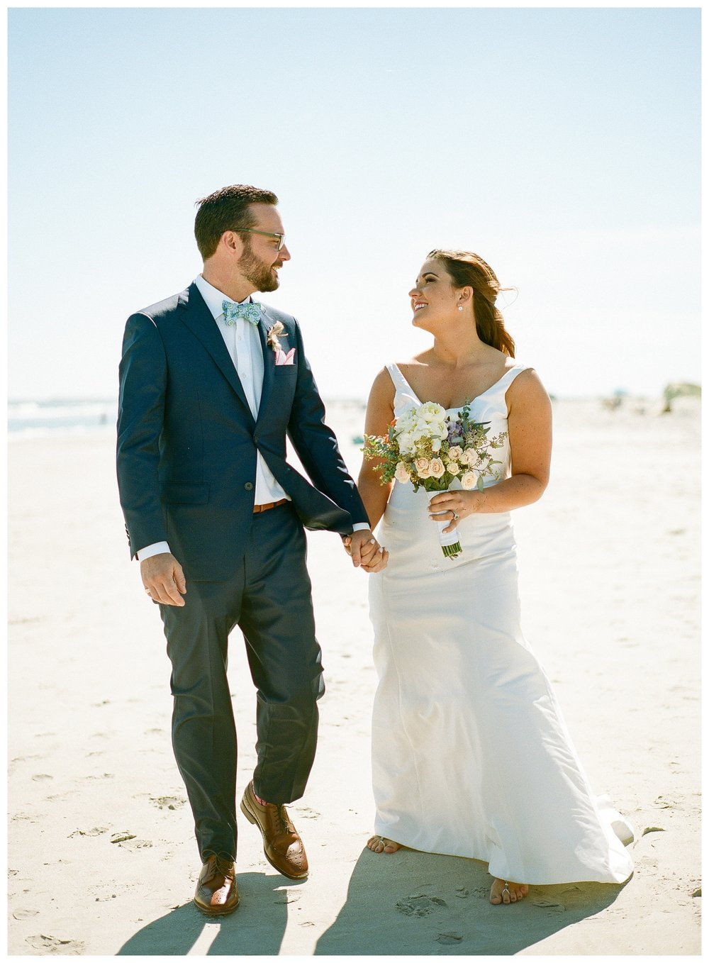 Charleston Beach Wedding