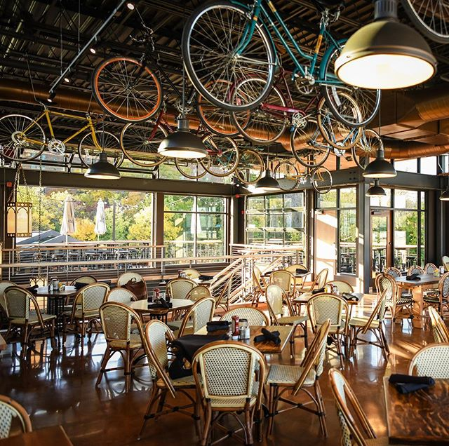 Spring has sprung 🚲🌷☀️ - Cafe Hollander • Madison (Hilldale) WI