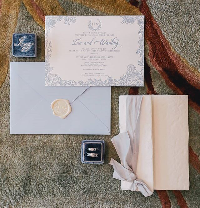 . . . . . . #wanwithian #wantingian #intercontinental #interconsin #weddinginvite #ringbox #sgbride #sgwedding #sgweddings #singapore #sgweddingphotography #sgweddingphotographer #theweddingscoop #thebridestory #oncewed