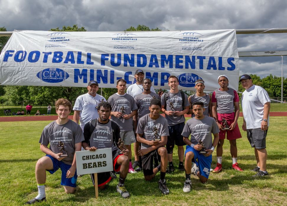 2017 camp winners - Click to see winning teams and MVPs