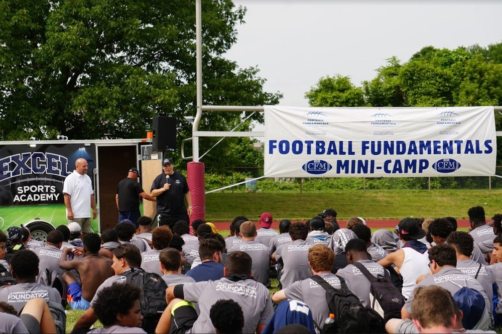 2018 camp winners - Click to see winning teams and MVPs