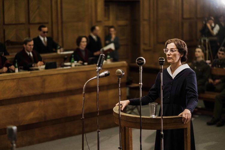 Milada at trial.jpg