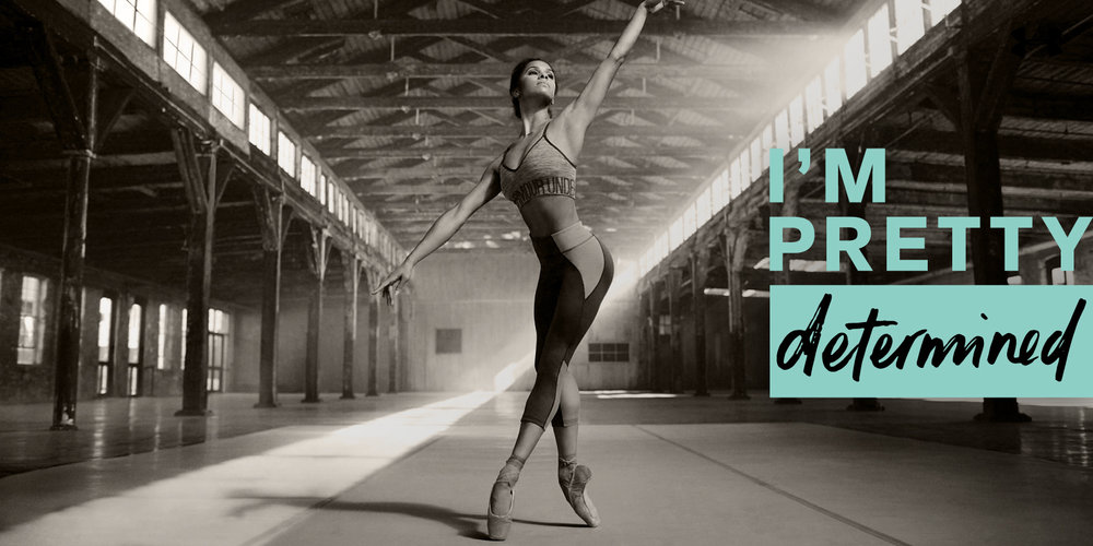 Misty Copeland - I'm Pretty Determined