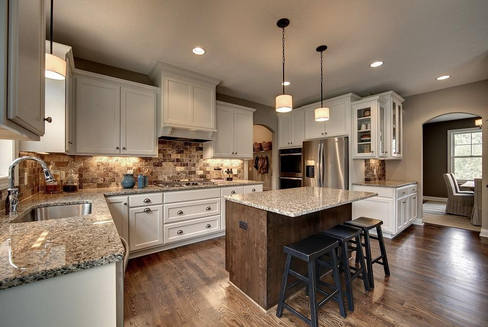 Heartland Granite Home