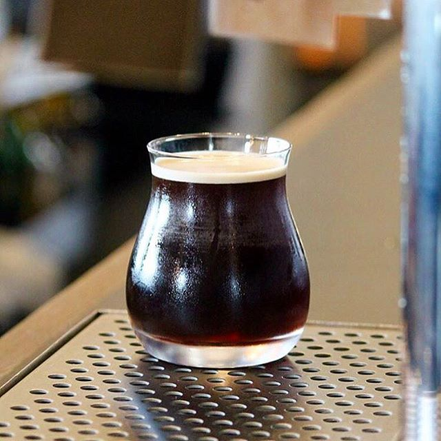 The only thing that'll get you through Friday. #coldbrew #coffee