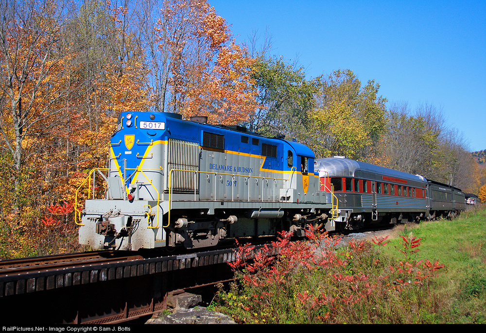 Delaware and Ulster Railroad