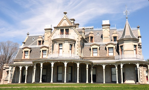 Lockwood Mathews Mansion