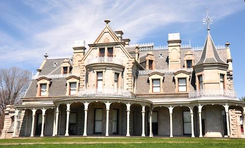 Lockwood Mathews Mansion