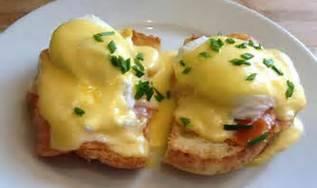 Eggs Benedict..