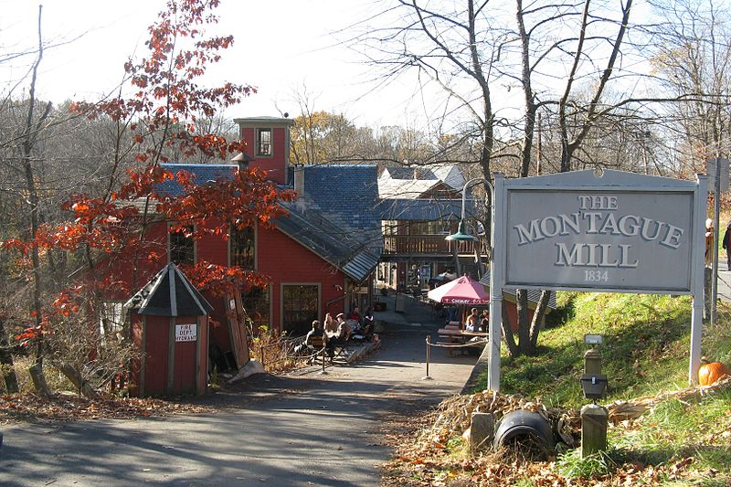 Montague is a great place to visit, click on the image to get more information