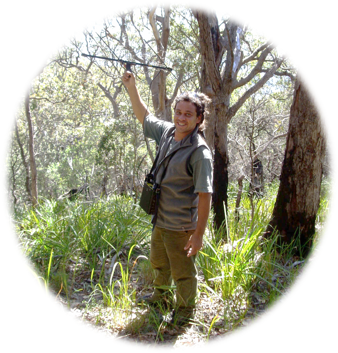 Listen to Damian   talk about tracking pythons in Gerogery on ABC Goulburn Murray, 20 June 2008