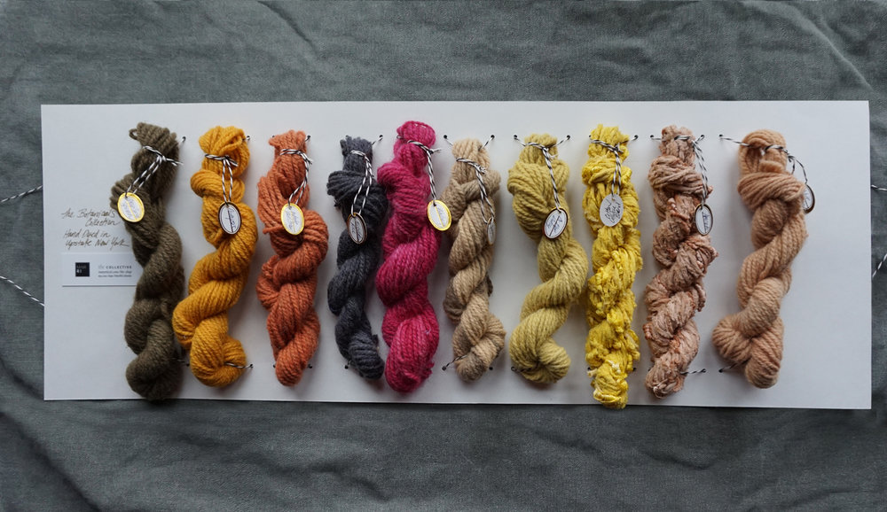 Bartlett Yarn transformed by Botanicals