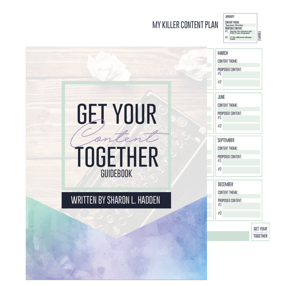 Get Your Content Together Preview