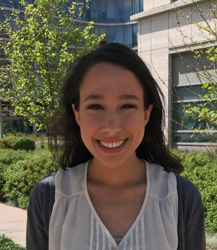 Jennifer Ortega: Grad Student