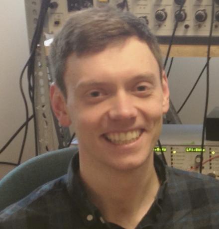 Nathan Harris: Grad Student