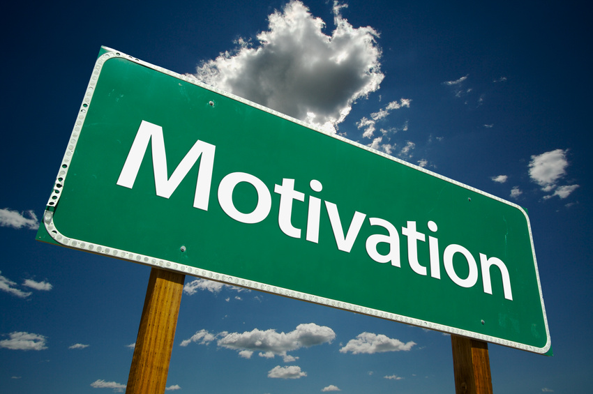 Motivation helps us to achieve our dreams.