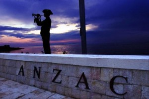 Anzac Day - April 25 every year