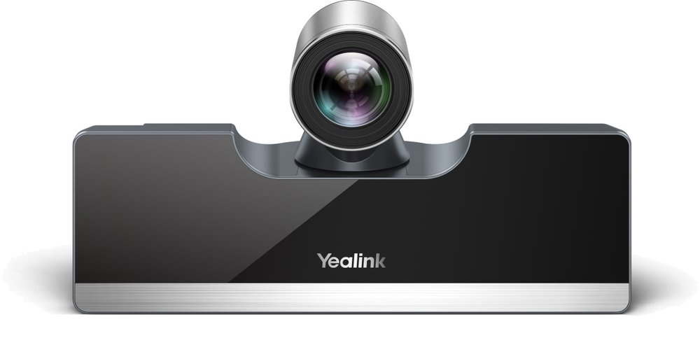 Yealink VC500 - Ideal for medium meeting spacesThe Yealink VC500 delivers a lifelike face to face conferencing experience for medium sized meeting spaces. Its wide-angle lens provides an 83-degree horizontal field of view to ensure that everyone in the room are visible during a video meeting. Equipped with a 5X optical PTZ camera and up to 1080p60 resolution, the VC500 offers a superior quality experience.