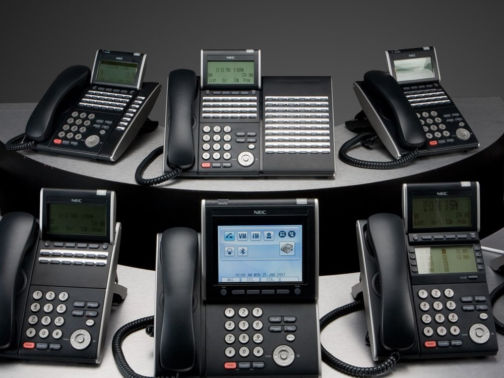 IP Telephony -