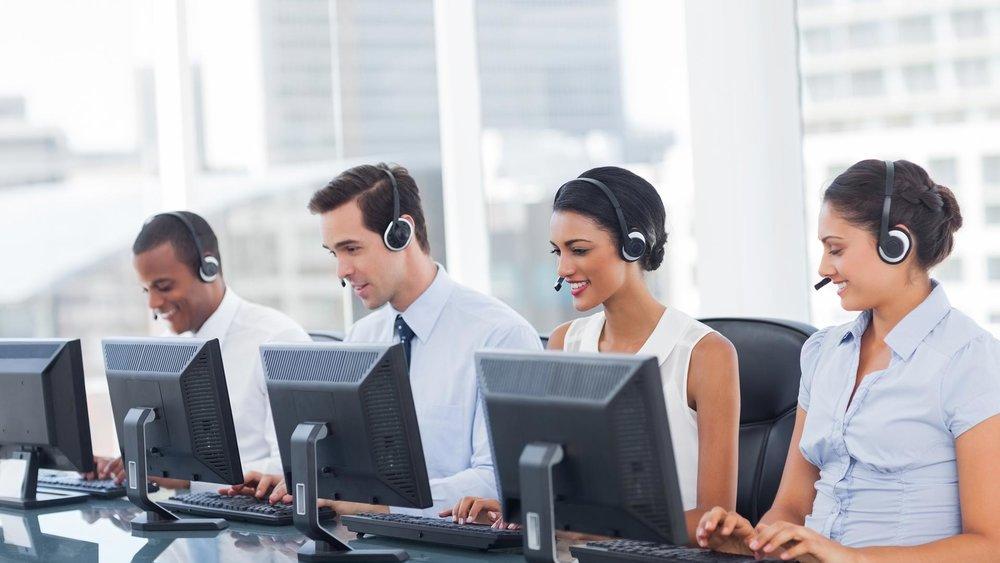 Contact Centres -