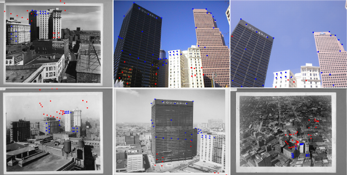Inferring temporal order of images from 3D structure