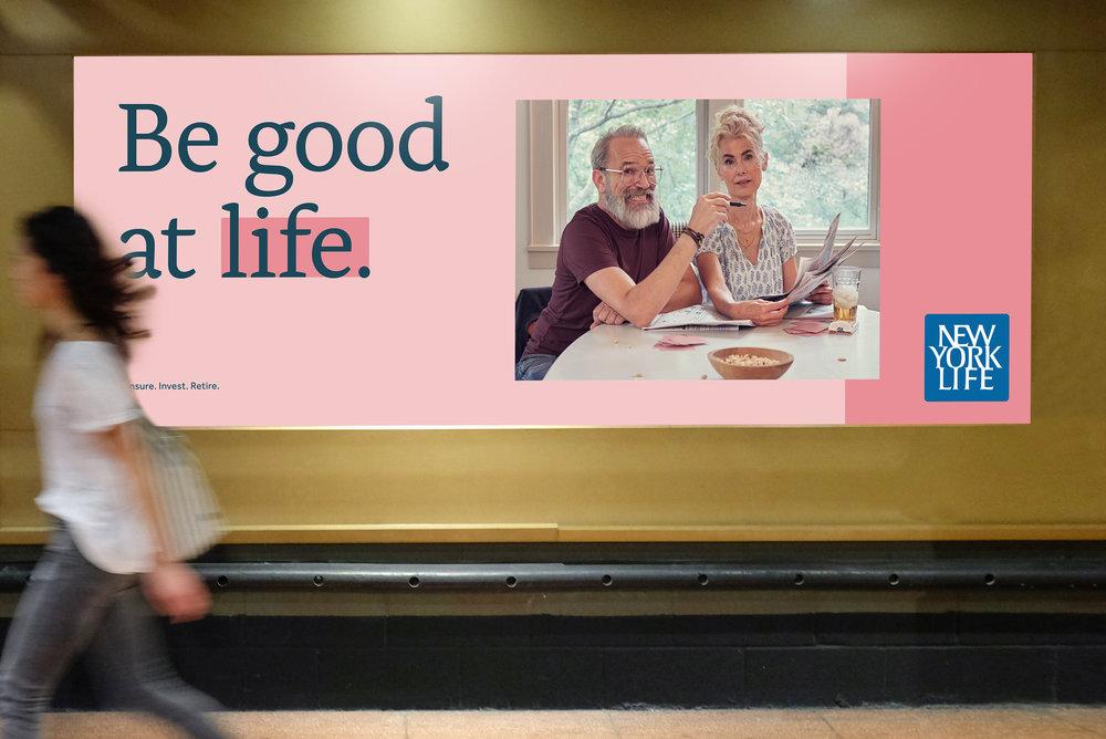 New York Life: Campaign
