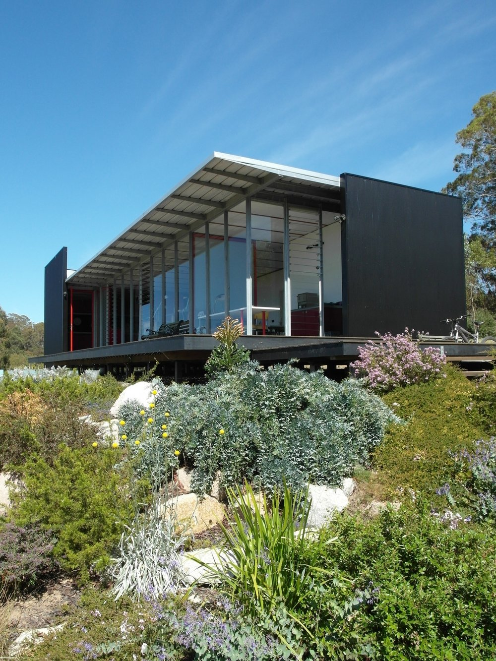 our beautiful studio in Nungurner, East Gippsland