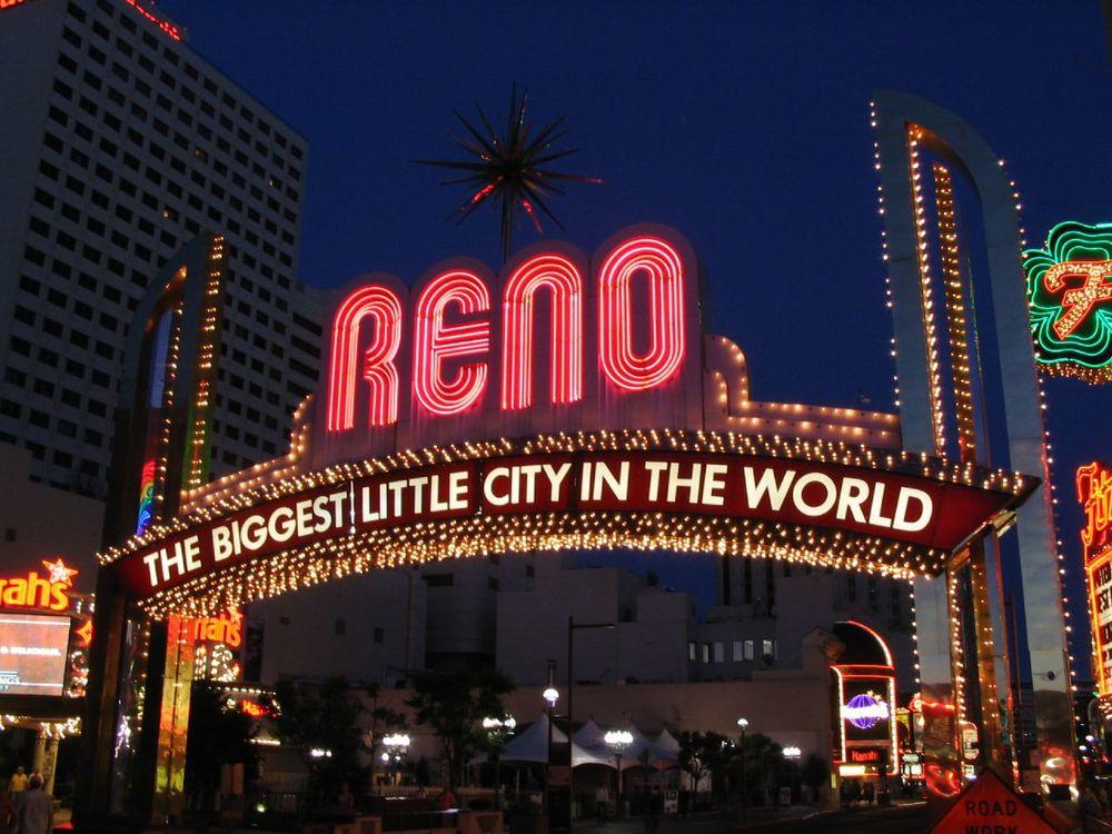 Reno Arch, Reno, Nevada